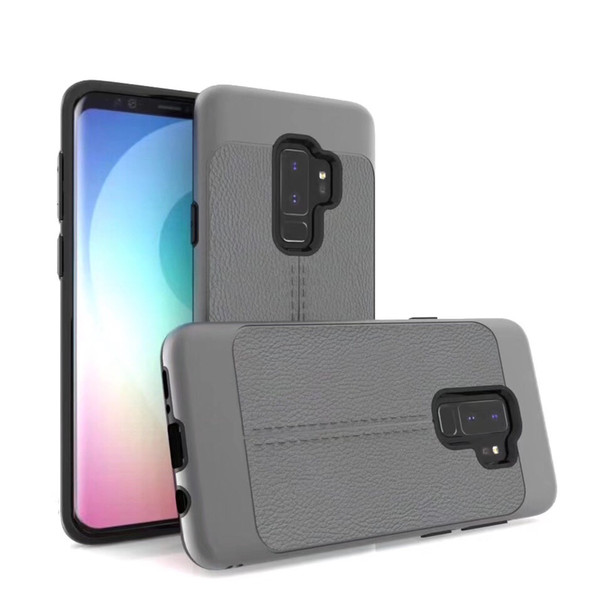 Two In One Hight quanlity Shock Proof Leather For IPHONE XS MAX XR XS/X 6P/7P/8P 6/7/8 Case Phone