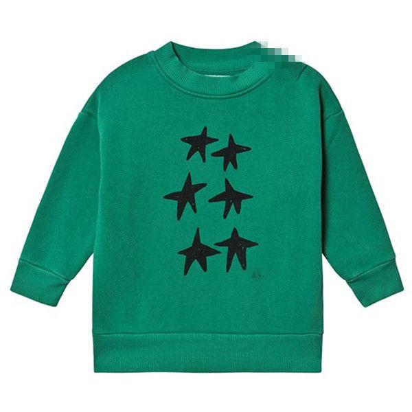 estrelas verdes