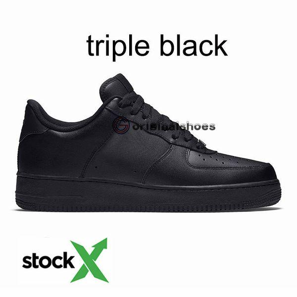 üçlü Siyah