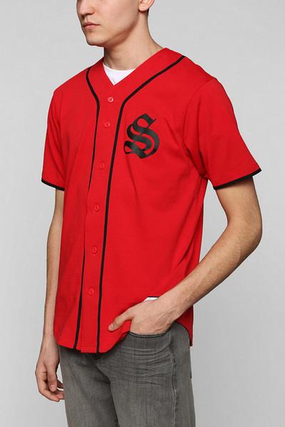 2019 Camo Benutzerdefinierte Neue Männer Junge Baseball Jersey Einfache Ordentliche Trikots Pullover Taste Id 0025 Billig