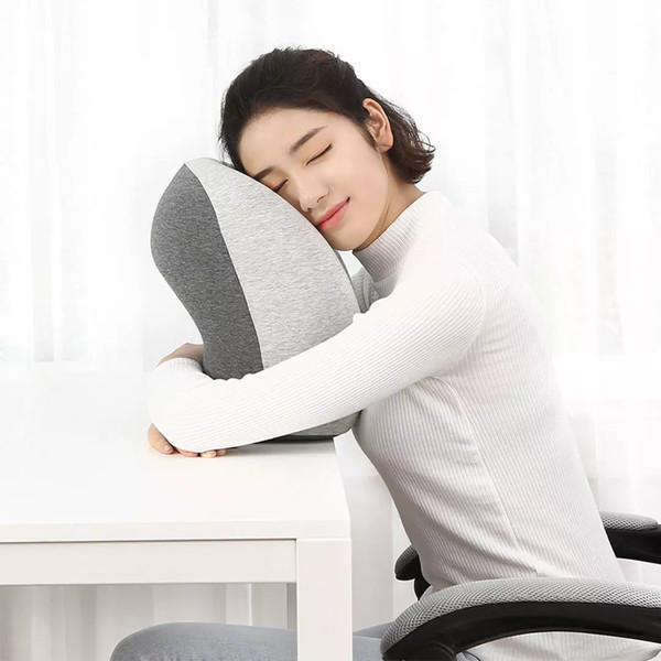Kol Dayanağı 3029676A5 ile Xiaomi youpin Danışma Nap Yastık Boyun Destekçi Koltuk Minder Koltuk başlığı Seyahat Boyun Yastığı