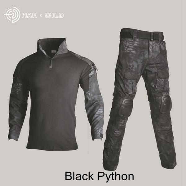 Schwarz Python