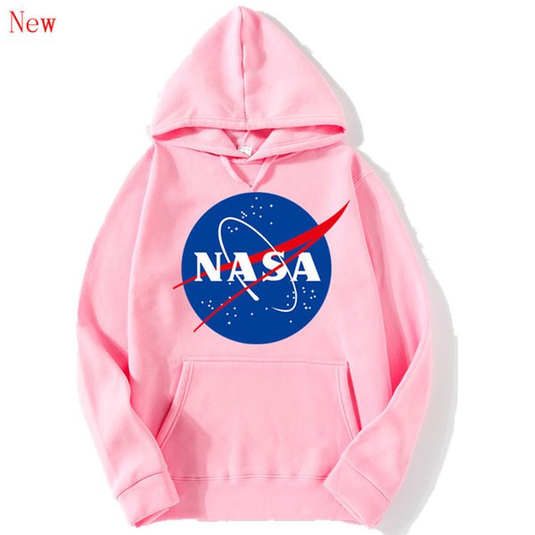 The newest Nasa Hoodies Sweatshirts fashion Coats Jackets Hoody Hoodies Sweatshirts For Men and Women lovers QJ1