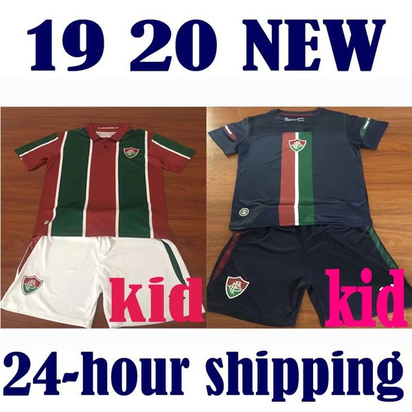 best selling KID child Soccer Jersey 1920 Third 19 20 2019 2020 H. DOURADO Pedro 9 G. SCARPA Jerseys Uniforms Football Jersey Maillot De Foot