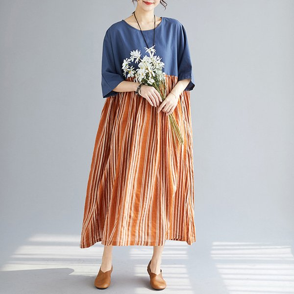 Casual dress 02