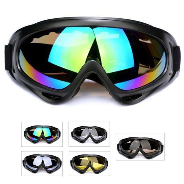 Helmets Goggles X400 Anti Fog Windproof Sport Snowboard Ski Sunglasses Outdoor UV Riding Dustproof Snow Mountain