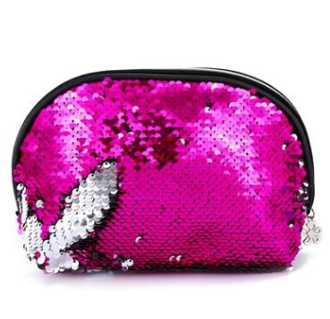 #5 Sequins Cosmetic Bag