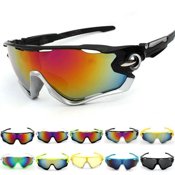 3 lentes Gafas de sol Marca gafas de sol polarizadas Ciclismo Gafas Gafas de sol Bicicletas de montaña Gafas con caja MMA1658