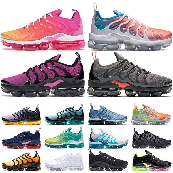 Hermosa Nike Air VaporMax Plus Negras Nike Mujer Nike