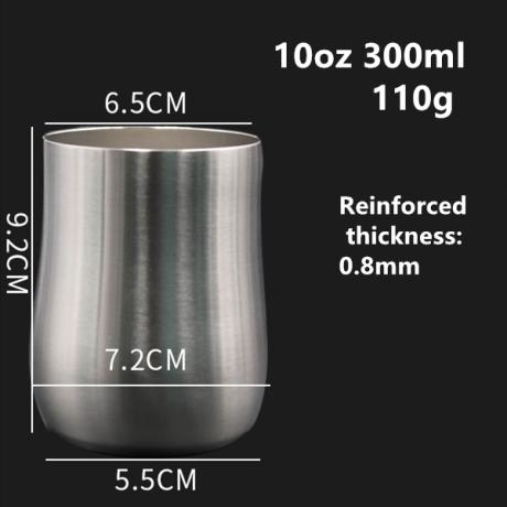 10oz 300ml curved type 2