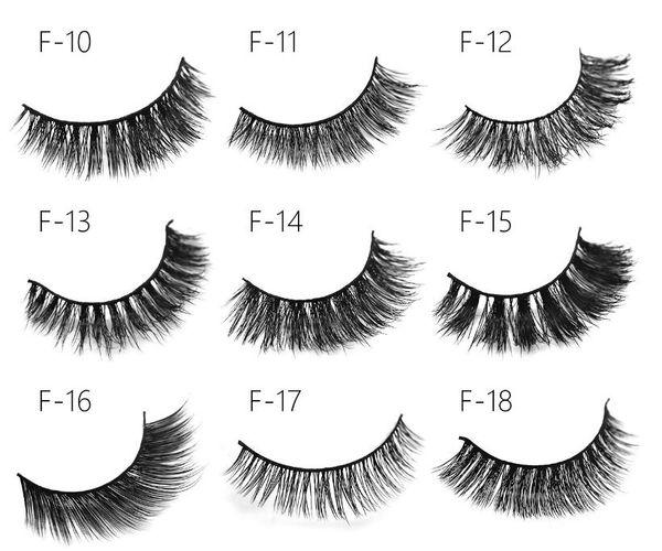 25 styles pairs Lash Mink Eyelashes 3D Mink Hair Lashes Wholesale 100% Real Mink Fur Handmade Crossing Lashes Thick Lash