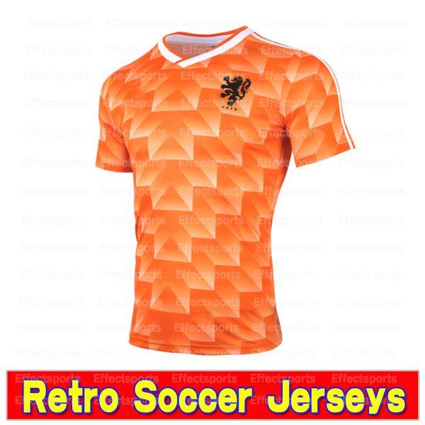 Retro 1998 Pays-Bas Orange