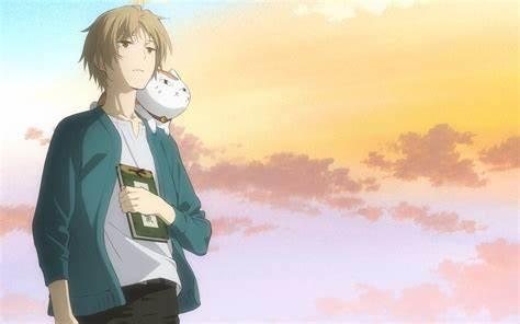 Natsume friend account: the edge of the knot Movie wall decor Art Silk Print Poster 91
