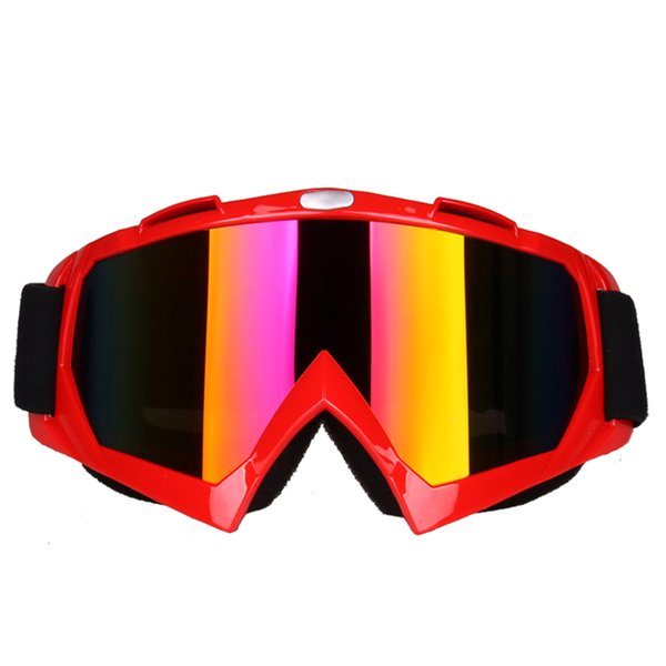Anti UV Professional Outdoors Men Women Windproof Comfortable Goggle Cycling Cross-country Skiing
