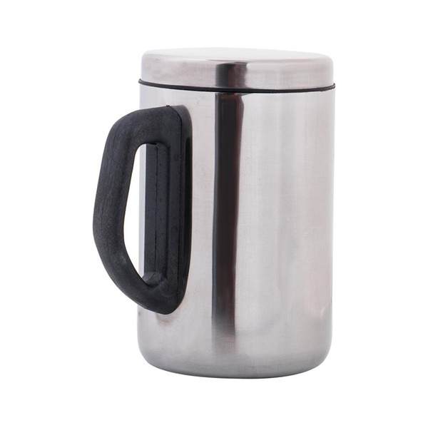 High Quality 2019 500ml Stainless Steel Vacuum Flask Water Bottle Thermos Coffee Mug Portable Cup