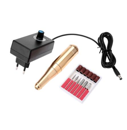 3000-23000rpm Manicure Machine Electric Nail Drill Pen for Manicure Nail Milling Grinder Sanding Carving For Polish Pedicure New
