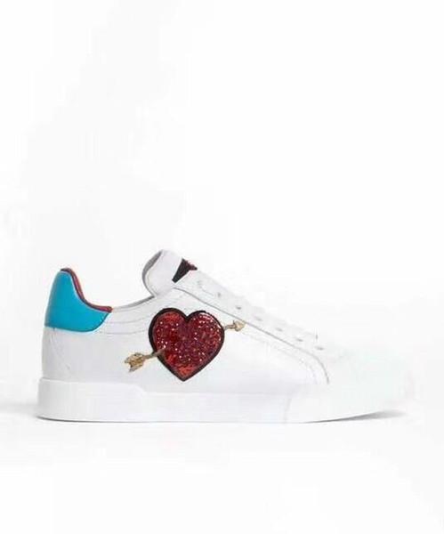 Novos homens e mulheres de couro branco com baixo-top tênis dos meninos, marca designer sapatos baixos moda casual shoes nm18960791