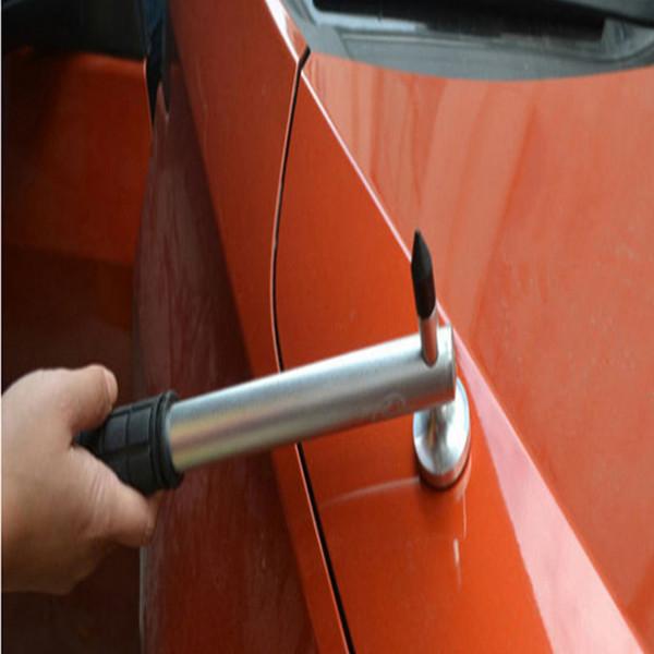 top popular Car dent repair kit Dent Removal Paintless Repair Tools Puller reverse  Slide Hammer hammer tap down 2021