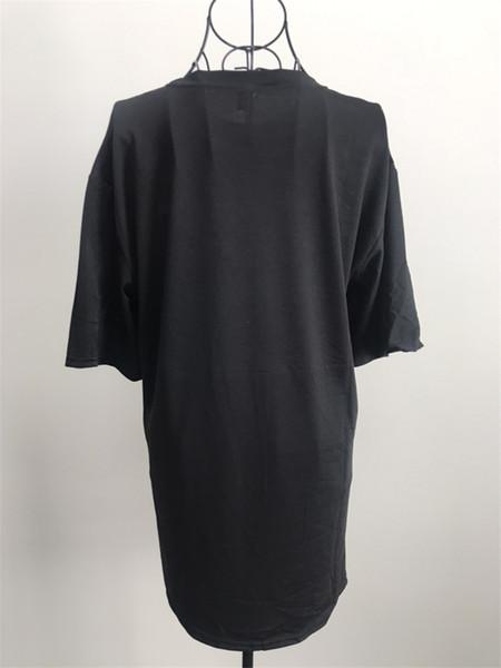 Abiti moda donna con animali Lovely Mouse Donne Moda Marca Summer Dress Donna Manica corta Tee abito lungo Taglia M-XXL