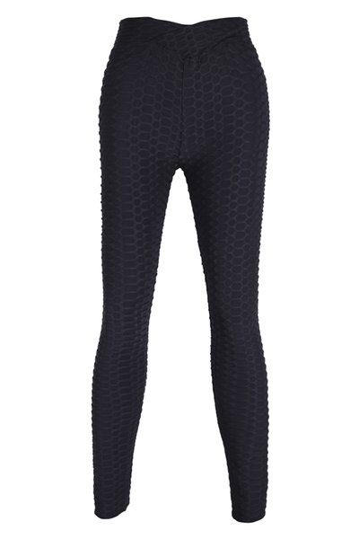 Women's Sexy Leggings Summer Hot sale Jacquard V Waist And Hip Yoga Pants Hot Style Tight Fitness Sport Pants