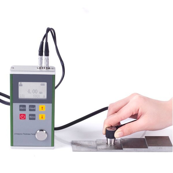 Leeb Portable Ultrasonic Thickness Tester Leeb320 Electronic Thickness Gauge