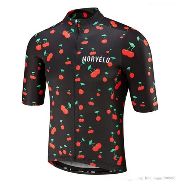 2018 Morvelo Cycling Jersey Ropa Ciclismo Summer Short Sleeve Bicycle Road MTB bike Shirt Outdoor Sports Ropa ciclismo Clothing