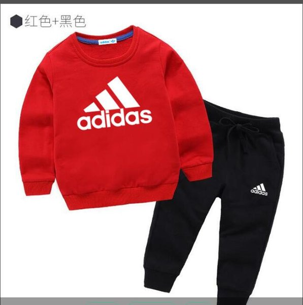 2020 Spring Autumn Baby Boys Clothing Sets Cartoon Sweatshirts+Pants Suits Child Casual Sports Outfits Fashion Brand Clothes From Lijunjie518, $13.06