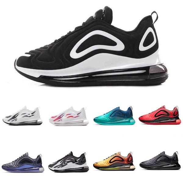 Compre Nike Air Max 720 Nuevo Llega Alta Calidad Run Utility Para Hombre Zapatillas De Deporte Para Hombre De Diseño De Moda Al Aire Libre Calzado