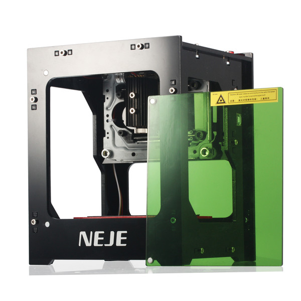NEJE All New 1000mW 405nm Ai Smart Laser Engraver Laser Cutter Printer Engraving Cutting Machine