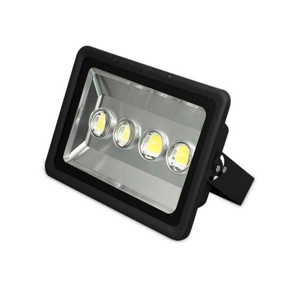 Stock de EE. UU. Nuevo llegado CE RoHS Led Floodlight 85-265V 200W 300W 400W led Exterior LED Lámpara de luz de inundación impermeable Túnel luces alumbrado público