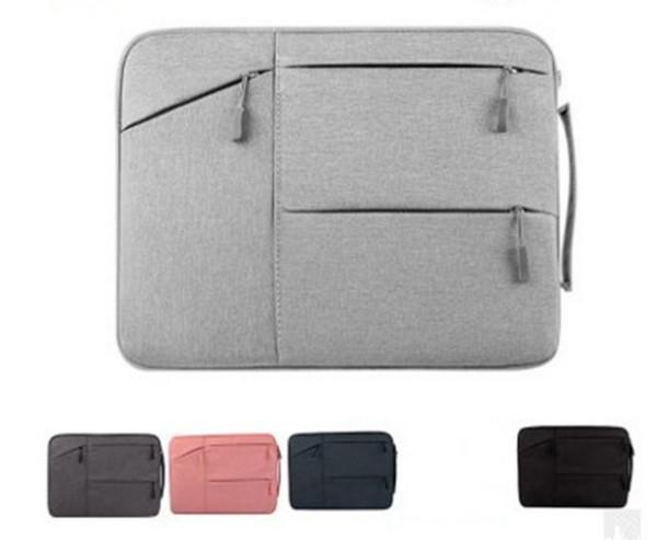 Laptop-Tasche Notebook-Tasche für Macbook Pro 13.3 15.6 Laptop-Hülle 11 12 13 14 15 Zoll Frauen Männer Handtasche LLFA