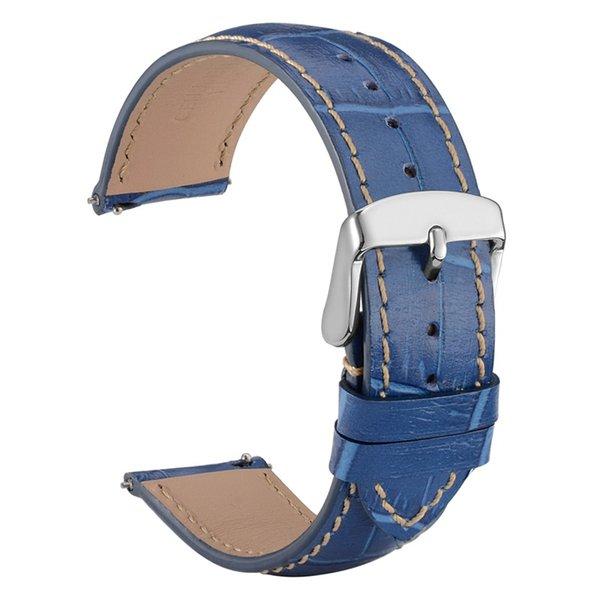Costura Azul / Beige De 18mm