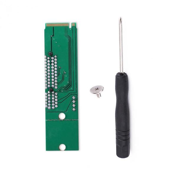 M.2 NGFF M Schlüsselstecker auf PCI-E X4 Buchse Adapterkarte Schlüsselstromkabel mit Konverterkarte fastshipment