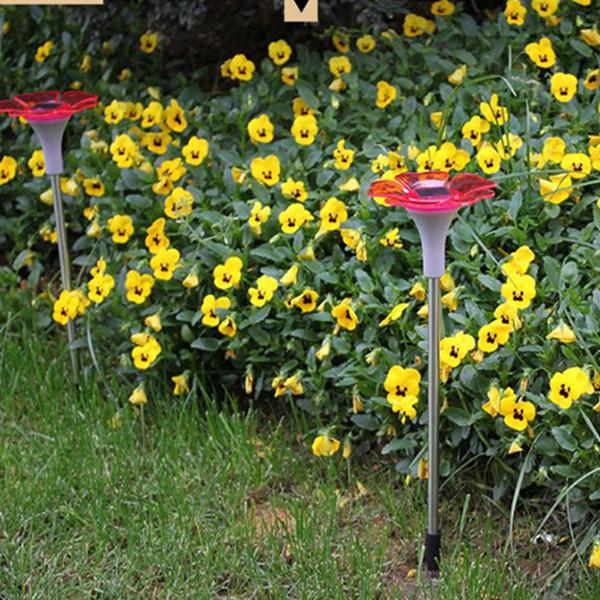 Solar Lamp For Garden Outdoor Waterproof Solar Led Lights Solar Lantern Outdoor Decor Lawn Lights Plug Lamp Garden Lantern
