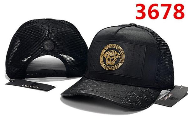 2019 Yeni Unisex Tasarımcılar Kap Kadın Erkek Beyzbol Şapkaları gorras Ayarlanabilir Klasik Moda snapback kemik Casquette açık güneş baba örgü şapka