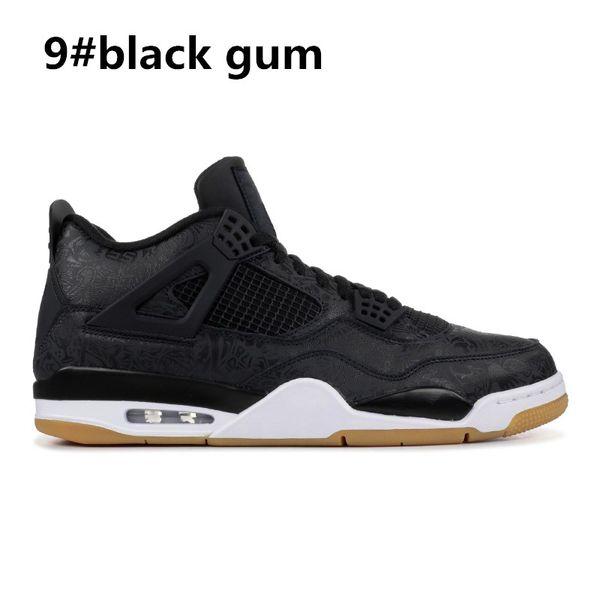 9 gomme noire