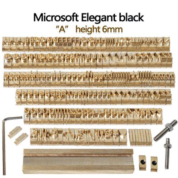 Microsoft Элегантный Черный