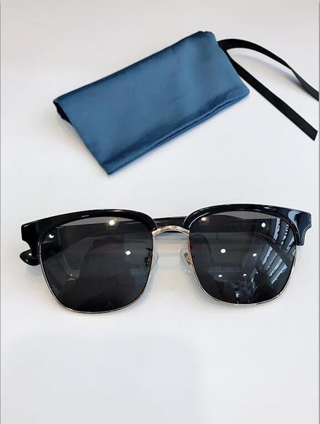 designer sunglasses for men 0382 men sunglasses for women womens sun glasses mens designer coating UV protection fashion sunglasses