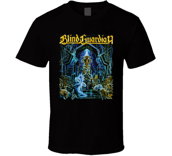 Popular New Blind Guardian Black Tshirt S-234XL V372 Funny free shipping Unisex Tshirt