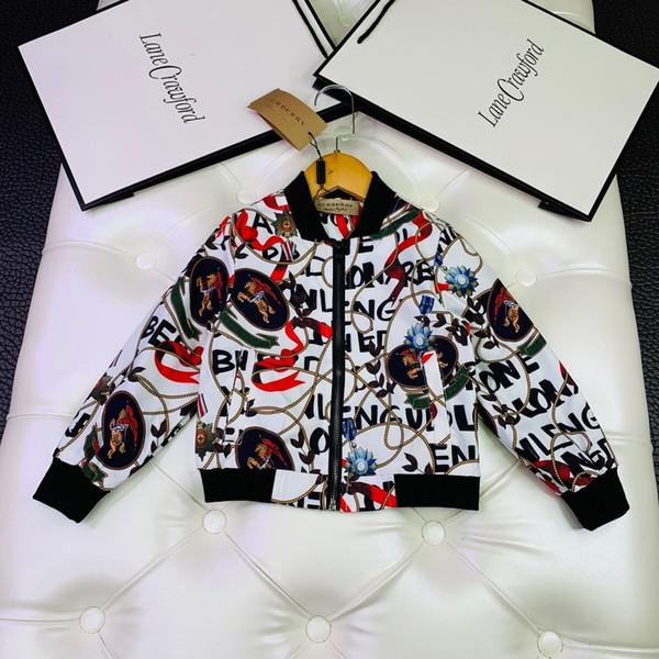 Ins2018 Printemps Et Automne Robe Nouveau Modèle Enfants Coréens Coupe-Vent Bébé Petit Canard Jaune Lâche Manteau Cardigan 0714