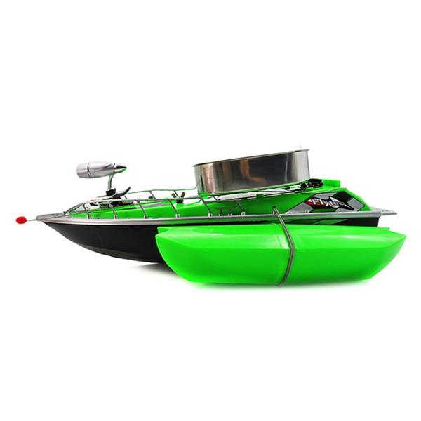 Ul Plug Boat Intelligente Wireless Elettrico Rc Esca per la pesca Telecomando Fish Finder Ricerca della nave Rc