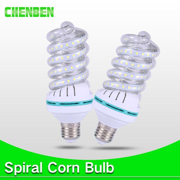 Led Lamp E27 Corn Bulb Spiral Light 85v 220v 3w 7w 9w 12w 16w 24w 30w Ampoule Lampada Bombillas Led Spot Light Home Decor Bedroom Small Led Bulbs Best