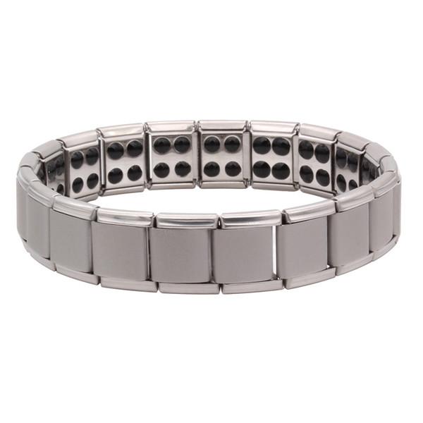 Fyour Nouvelle Tourmaline Energy Balance Bracelet Bijoux de Soins de Santé Pour Les Femmes Germanium Bracelets Magnétiques Bracelet Ge80