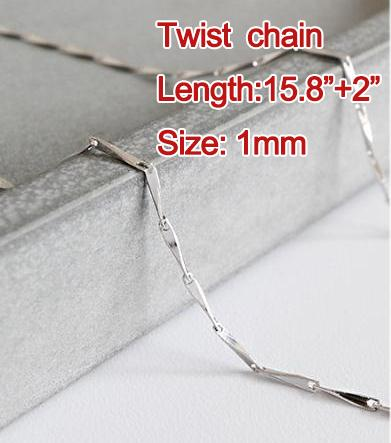 Twist chain