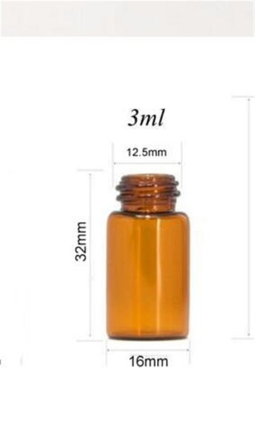 3ml with hole