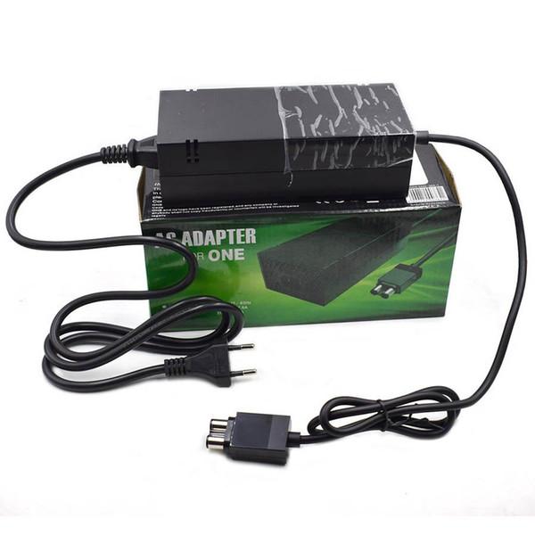 para xbox um 12V adaptador AC carregador de alta Fonte de Alimentação para Xbox One 500G ~ 1T Capacidade Console com / AU plug EUA / Reino Unido / UE