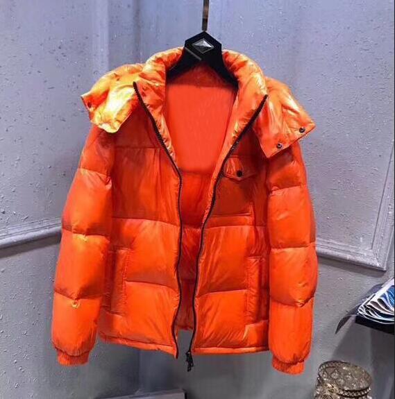 Luxe Mens Designer Doudounes Doudounes hiver Marque Veste Parkas avec des modèles de mode épais manteaux en duvet Sport S-2XL disponibles