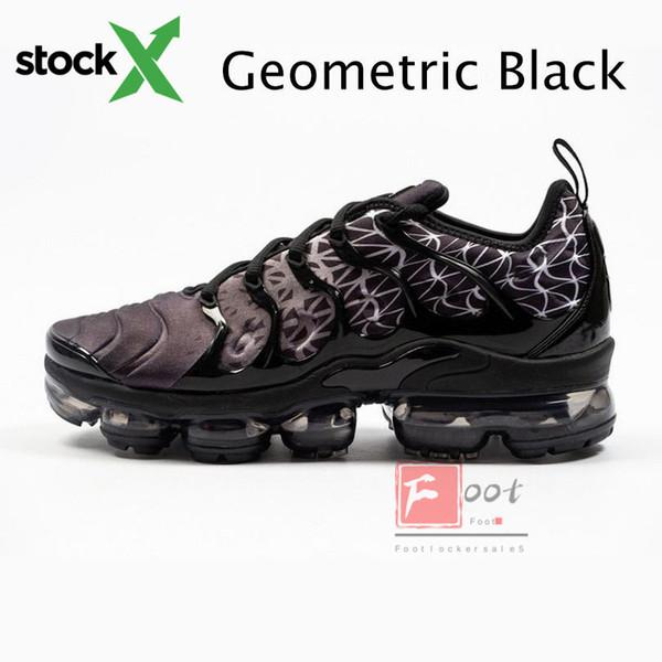 Motivi Geometrici Di Colore Nero