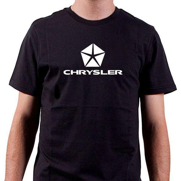 Chrysler Мужская футболка премиум хлопок Pt Cruiser Voyager