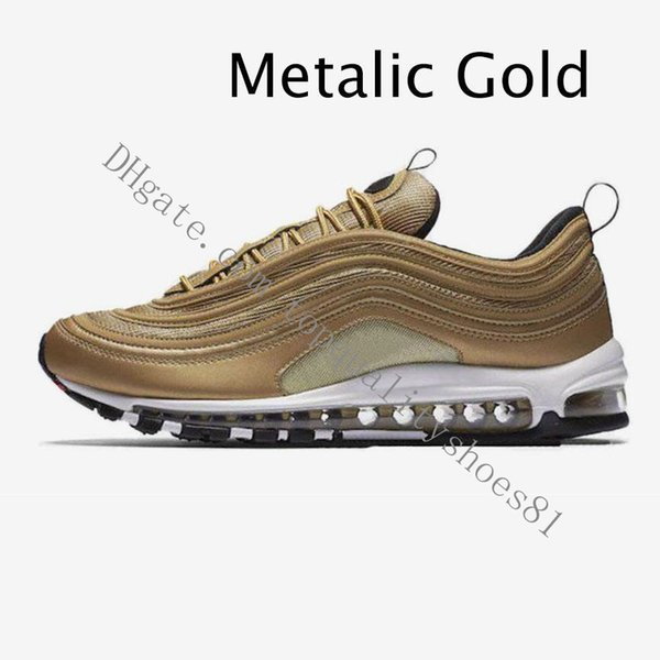 31 Metalic Gold-
